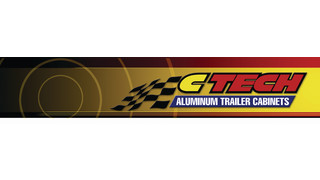 CTECH Aluminum Trailer Cabinets