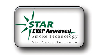 EVAP-approved diagnostic Smoke Technology
