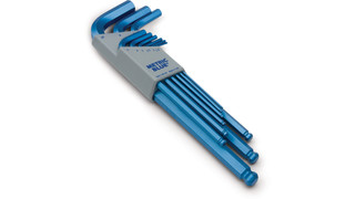 Metric Hex Key Set