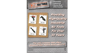 K&E Tools Catalog