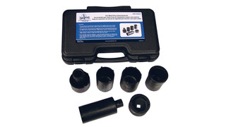 4WD Locknut Socket Set