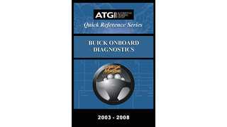 Buick OBDII Trouble Code Quick-Reference guide