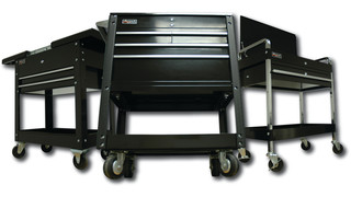 Professional Service Carts