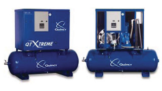 10hp, 15hp Xtreme compressors