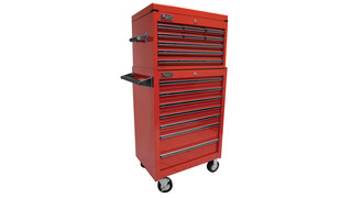27 Professional Extended Top Chest/Roller Cabinet Combo