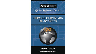 Chevrolet OBDII Trouble Code Quick-Reference Guide
