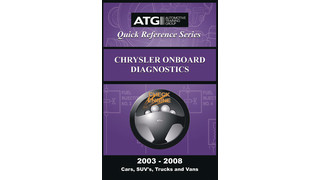 Chrysler OBDII Trouble Code Quick-Reference Guide