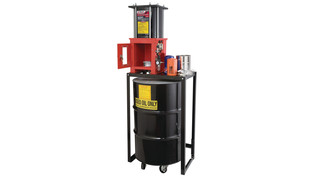 RP-20FC Oil Filter Crusher