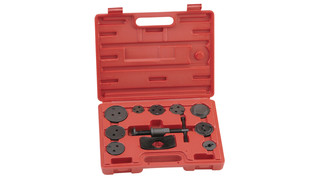 10-piece Disc Brake Caliper Tool Set, No. AT-08