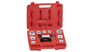 11-piece Brake Piston Wind Back Set, No. AT-BC08