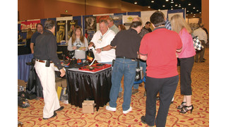Cornwell Tools rally rocks San Antonio