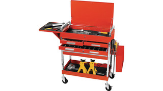 Deluxe Service Cart, No. W54033
