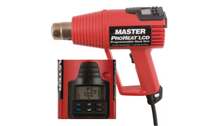 Proheat LCD Programmable Heat Gun, No. PH-1500