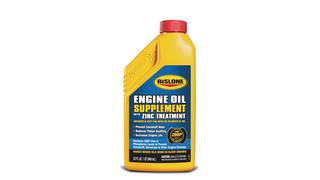 Rislone Engine Oil Supplement with Zinc Treatment, No. 4401