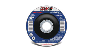 Ultra Aluminum Oxide Depressed Wheels