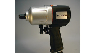 "Single Hand Operation 1/2"" Impact Wrench, No. FP-748A"