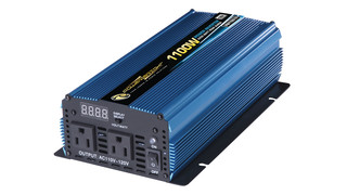 12V Modified Sine Wave Power Inverter, No. PW1100-12