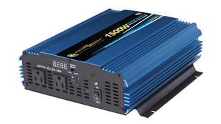 12V Modified Sine Wave Power Inverter, No. PW1500-12