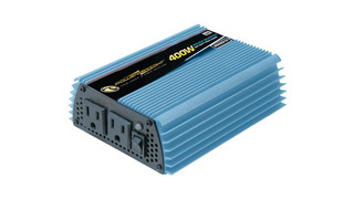 12V Modified Sine Wave Power Inverter, No. PW400-12