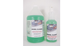 Borg Wheel Cleaner
