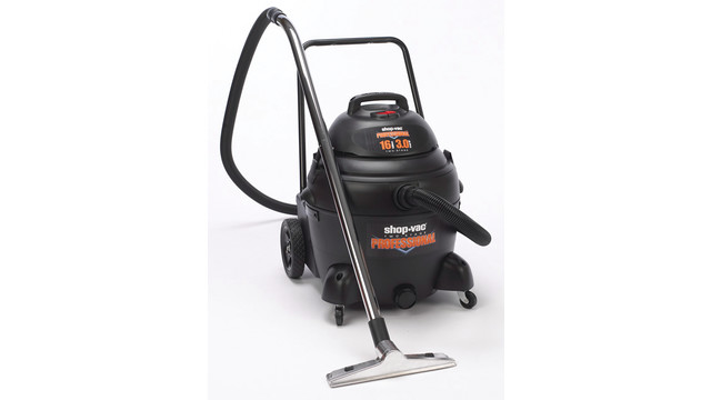 16 Gallon Professional Wet/Dry Vacuum, No. 9621610
