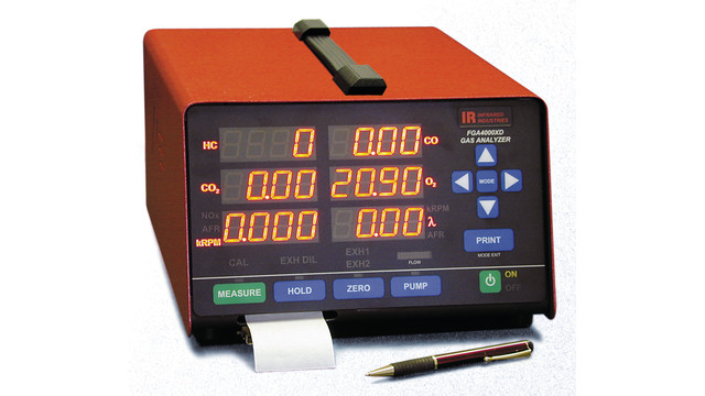 FGA4000XD Gas Analyzer