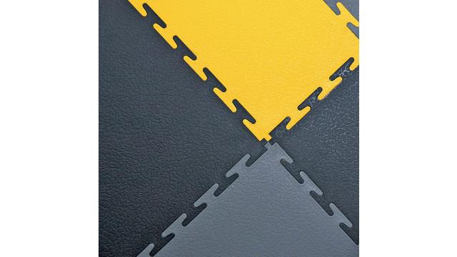 Tuff-T-Lock tiles