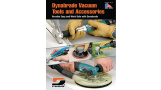 Dynabrade vacuum power tools catalog