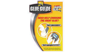 Interactive Glue Guide