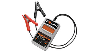 SOLAR BA7 12V digital battery and system tester