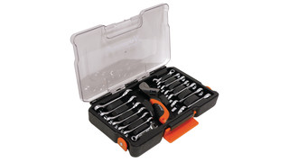 15-piece Stubby Wrench Set