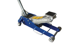 2-ton Low Profile Aluminum Jack, No. AL2T