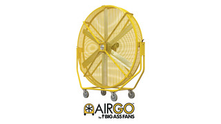 AirGo HVLS mobile fan