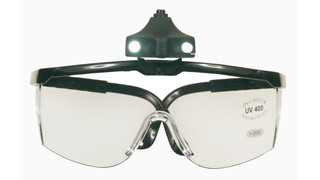 CatsPaw Lighted Magnifying Safety Glasses, No. 45050