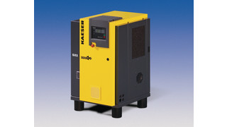 SX rotary screw compressors