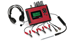 THEBIS Noise and Vibration Diagnostic Unit
