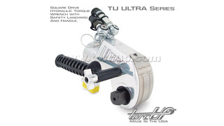 TU Ultra series hydraulic torque wrenches