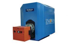 INOV8 Waste Oil Burning Boilers