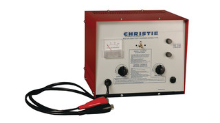 Christie C1290 Series Type Multiple Battery Charger