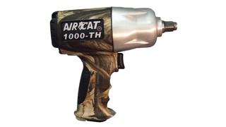1000-THC Camo impact wrench