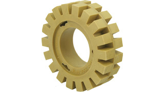Offset Decal Eraser Wheel, No. DF-705D