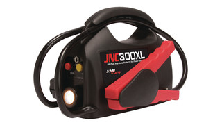 Jump-N-Carry JNC300XL Ultra-Portable 900 Peak Amp Jump Starter