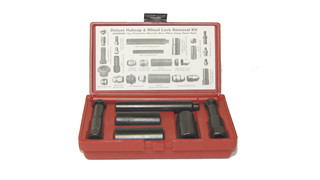 Deluxe Hubcap and Wheel Lock Removal Kit, No. LT-4000