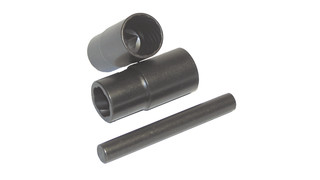 3 Piece Twist Socket Lugnut Removal System, No. LT-4300