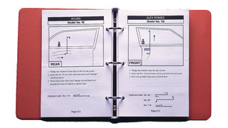Comprehensive Automotive Lockout Instruction Manual, No. LT-90