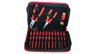 Insulated Tools: Screwdrivers, Bit Drivers, Pliers