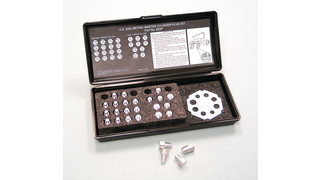 Universal Master Cylinder Plug Kit, No. 803P