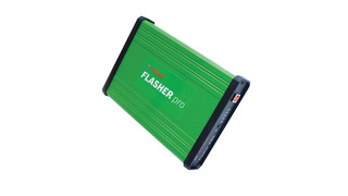 Flasher Pro, No. F00E900161