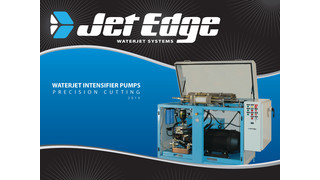 Water Jet Intensifier Pumps Brochure