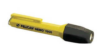 Nemo 1960 LED flashlight
